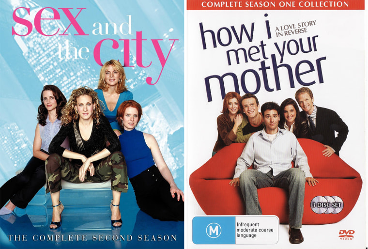 Sex and the City and How I Met Your Mother Season 1