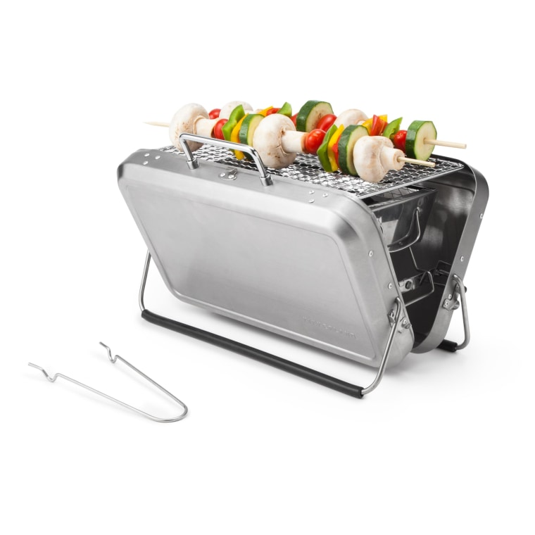 Image: Portable grill