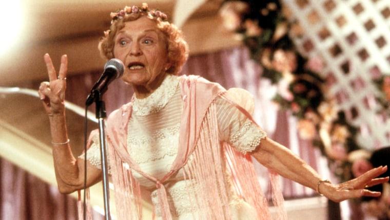 WEDDING SINGER, Ellen Albertini Dow, 1998