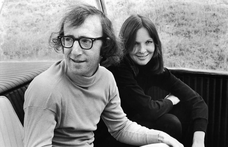 Woody Allen & Diane Keaton In 'Sleeper'