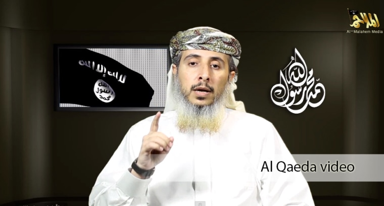 Yemen's top al Qaeda leader, Nasr al-Ansi, claims responsibility for the Charlie Hebdo massacre in a video released Wednesday.