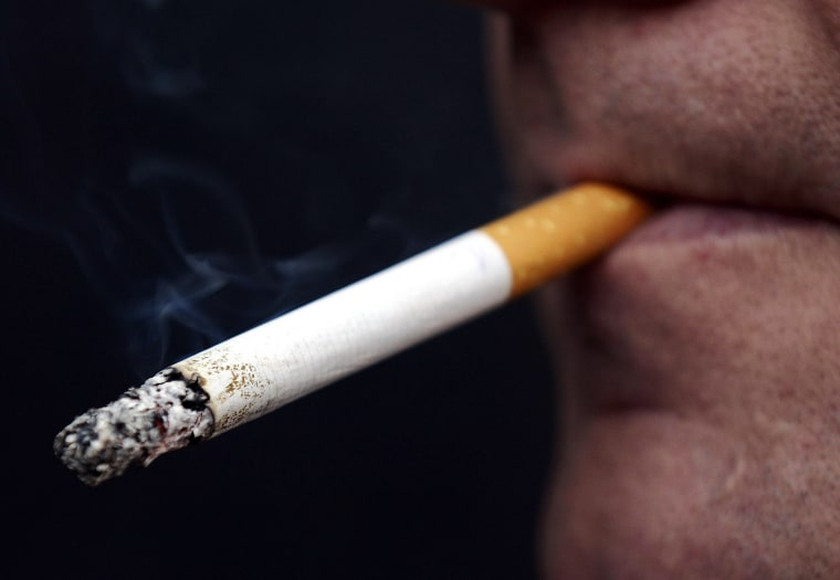 It Doesn't Take Much Smoking to Kill You, Study Finds