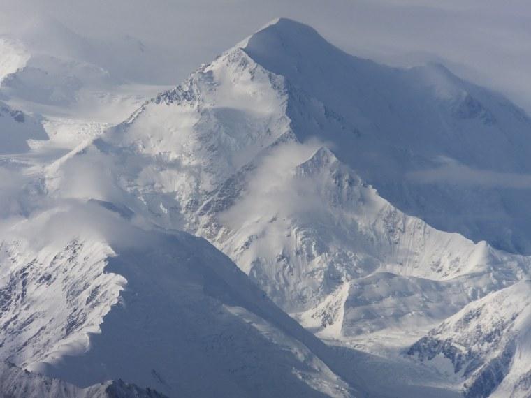 IMAGE: Mount McKinley, also known as Mount Denali