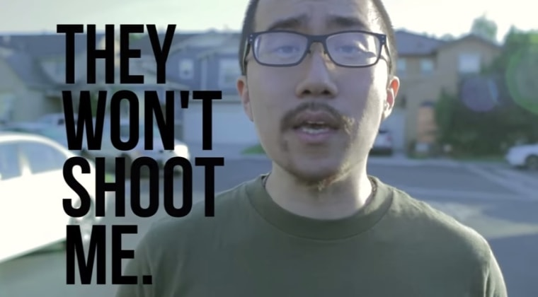 Jason Chu on Asian Privilege and Freddie Gray.