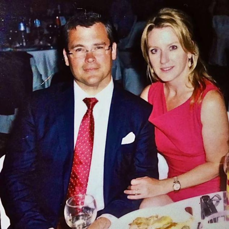 D.C. The police identified two of those who found dead in a burning home in the expensive Woodley Park area on Thursday as Savvas Savopoulos, 46, and his wife Amy Savopoulos, 47.