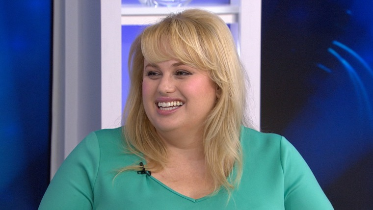 Rebel Wilson: 'Megahunks' are best part of Hollywood
