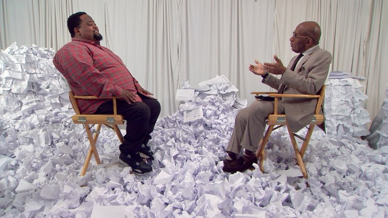 """TODAY's Al Roker joins Lunchmoney Lewis to talk about his """"Bills"""" video and rise to fame"""