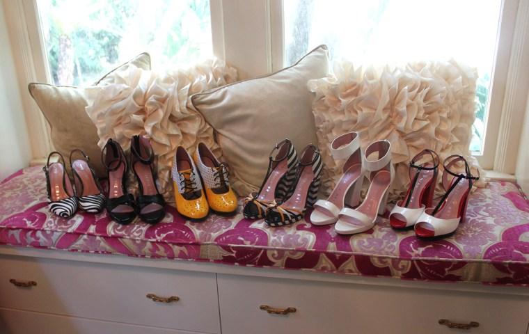 A look inside Mad Men stylist Janie Bryant's closet
