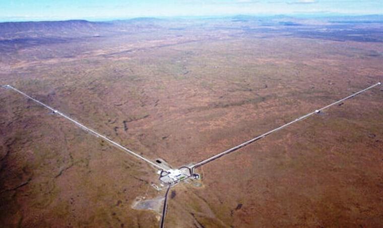 Image: LIGO