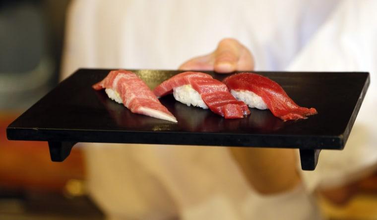 Image: Sushi