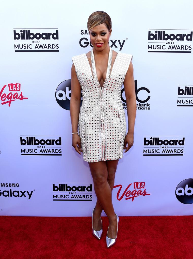 Image: 2015 Billboard Music Awards - Red Carpet
