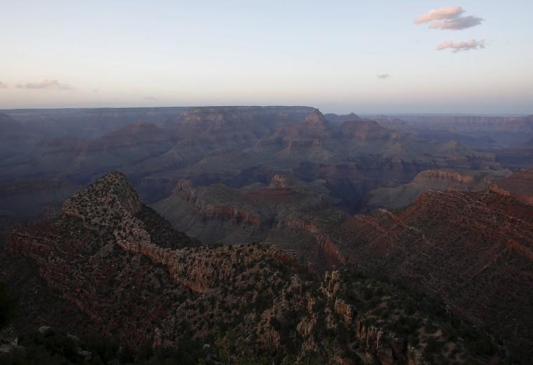 Image: Grand Canyon National Park in northern Arizona