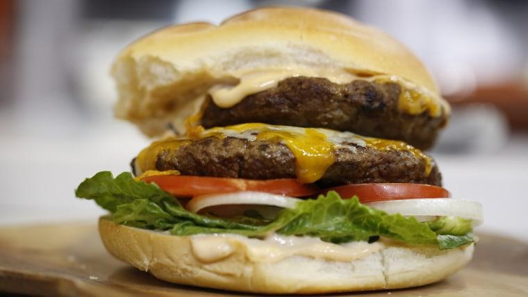 SORTEDFood's California-style burger