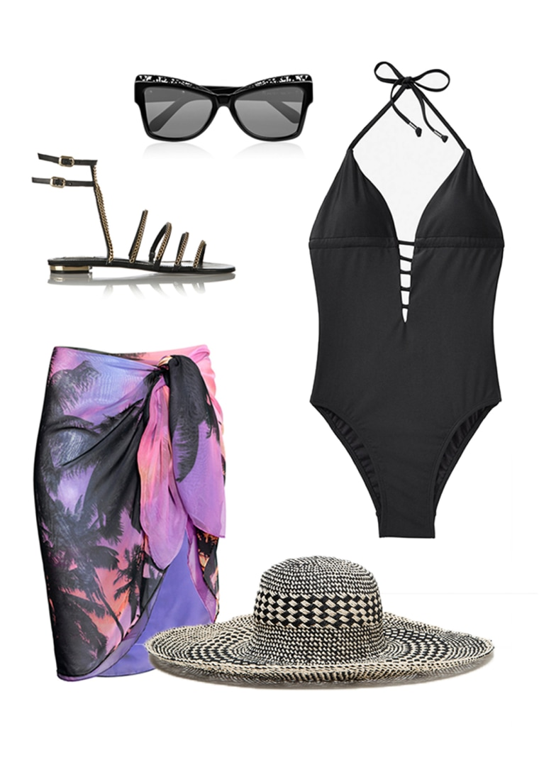 One piece swim style - Sexy