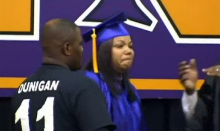 Mom Wears Late Son's Cap and Gown, Graduates in His Place After Fatal Post-Prom Crash