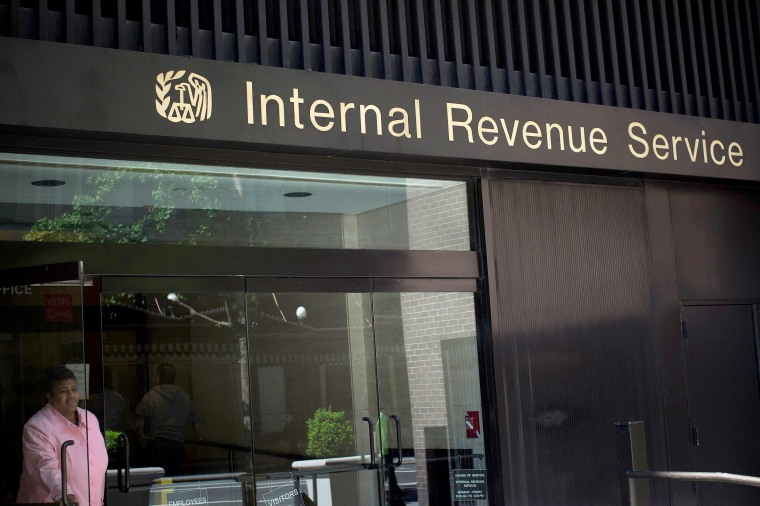 Image: IRS Says Thieves Stole Tax Info