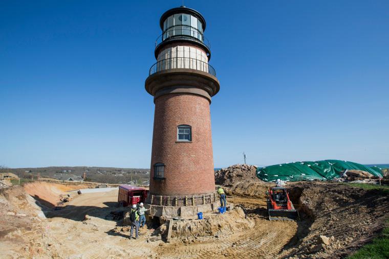 Image: Gay Head Lighthouse on Martha's Vineyard