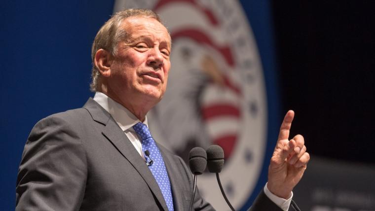 Image: GOP Presidential Hopefuls Address South Carolina Freedom Summit