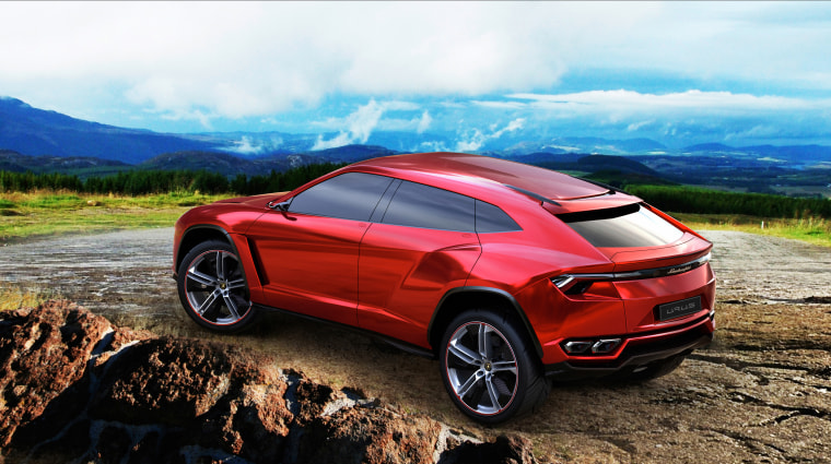 Lamborghini confirmed reports that it will be introducing a sports utility vehicle to its product line by 2018.