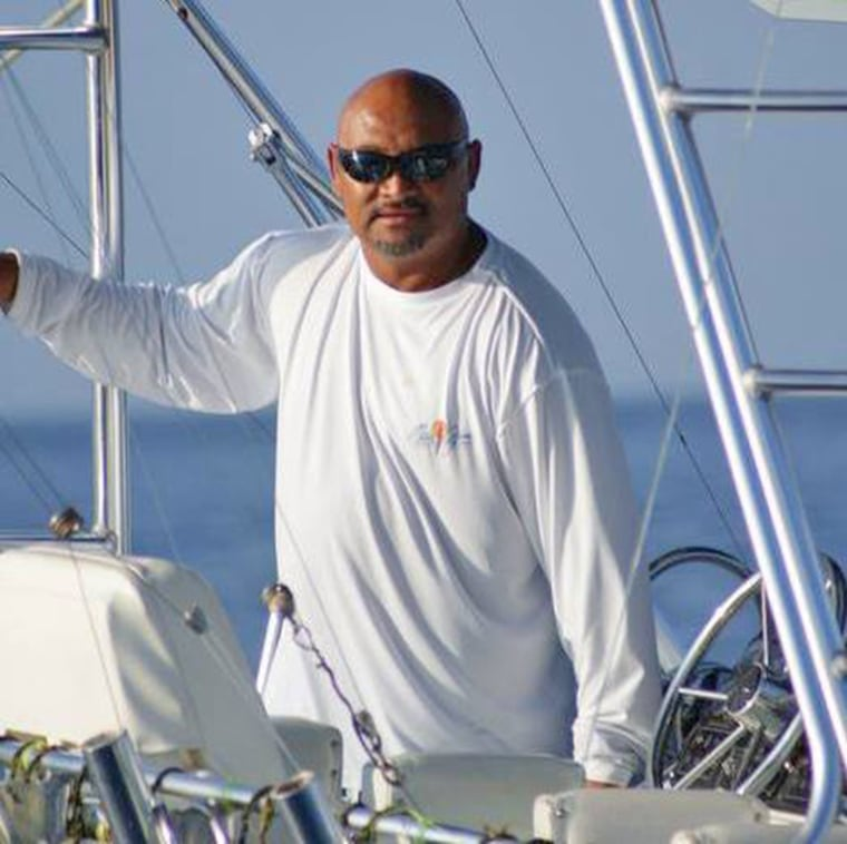 47-year-old Randy Llanes, a fishing charter boat captain, is dead after he was speared by a swordfish Honokohau harbor in Kailua-Kona, Hawaii.