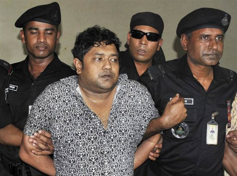 Owner of Collapsed Bangladesh Factory That Killed 1,100 to Face Murder Charges