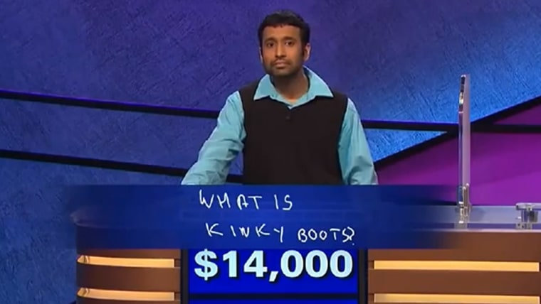 Jeopardy! champ delivers wrong (but hilarious) answer