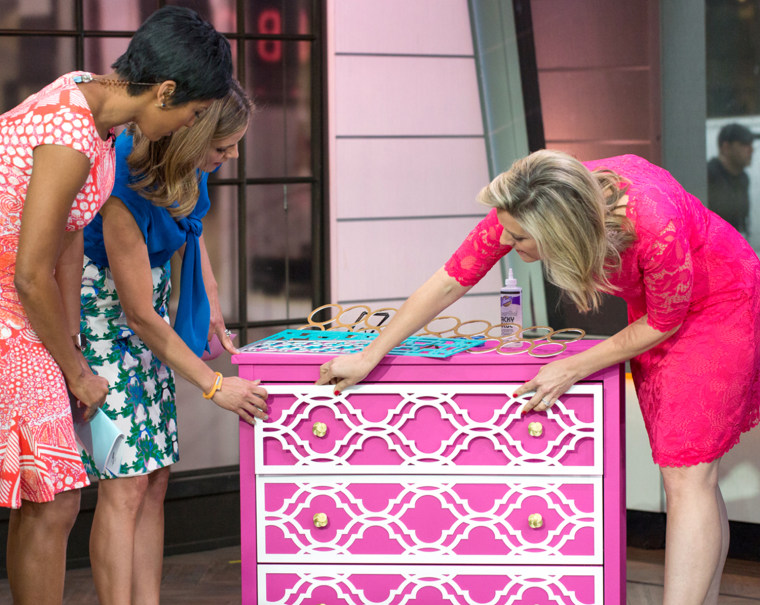 Lorri Dyner shows four easy DIY projects for your home