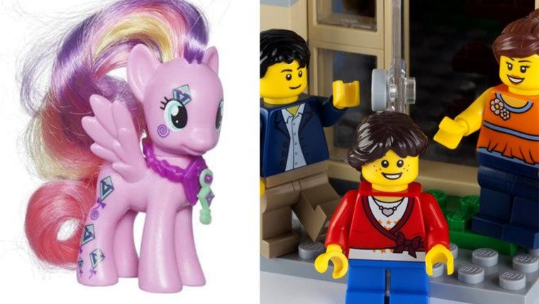 My little Pony, LEGO