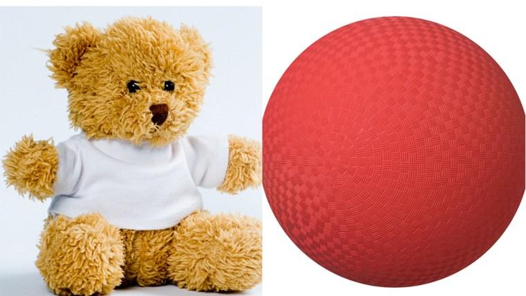 Teddy Bear, Ball