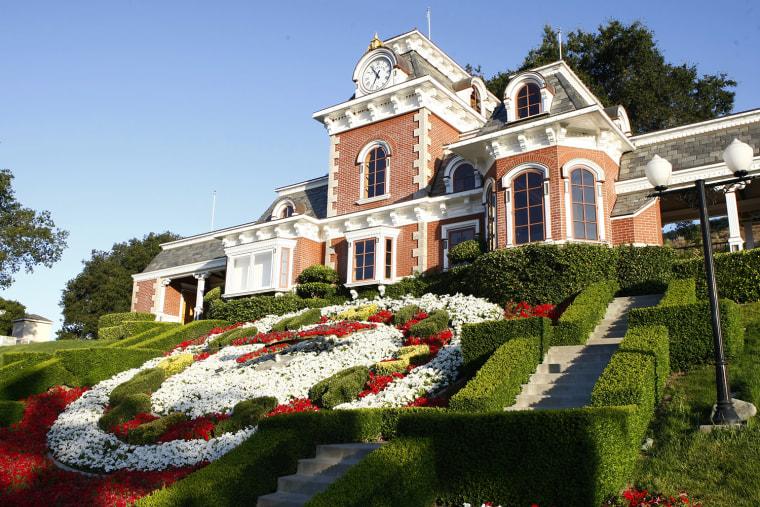 Michael Jackson estate for sale