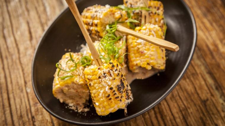 Sunda Street Corn