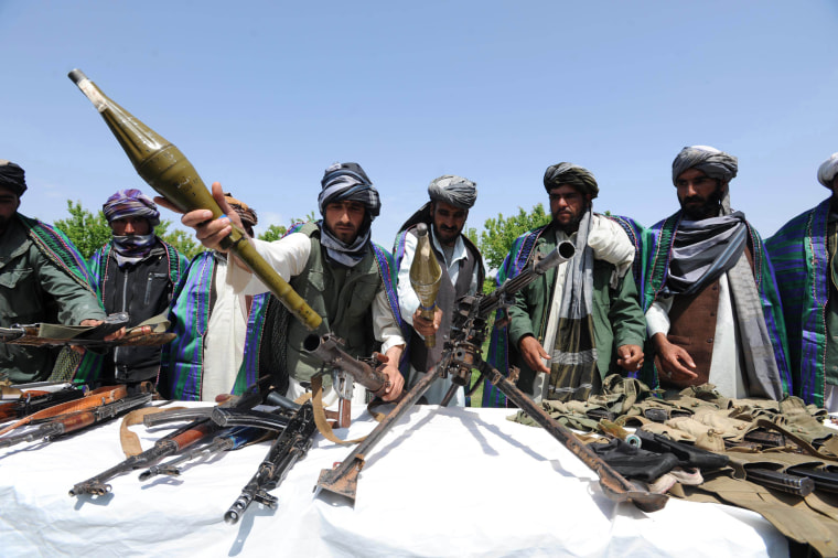 Image: former Taliban