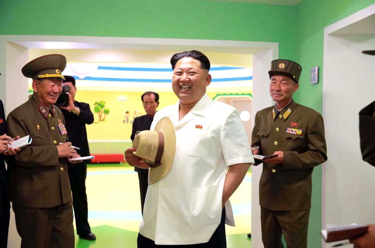 Image: King Jong-Un