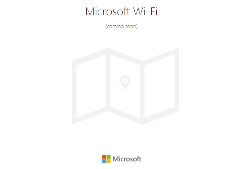 Microsoft Leaks WiFi App That Keeps You Connected Around the World