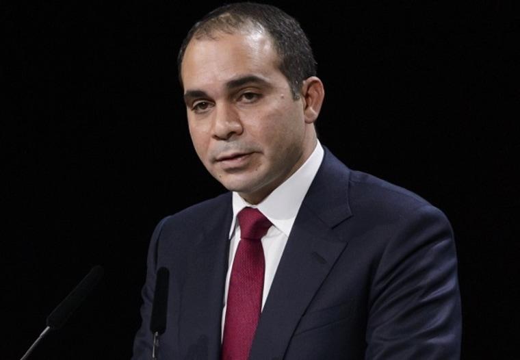 Image: Prince Ali bin al-Hussein