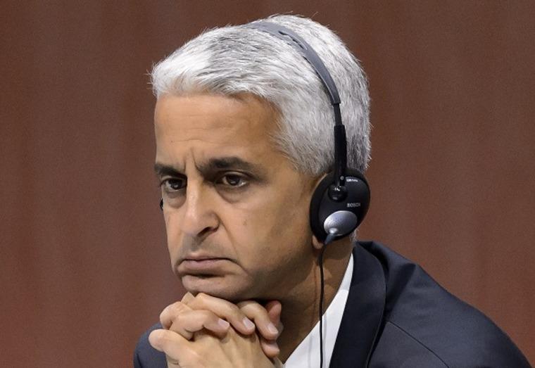 Image: U.S. Soccer President Sunil Gulati