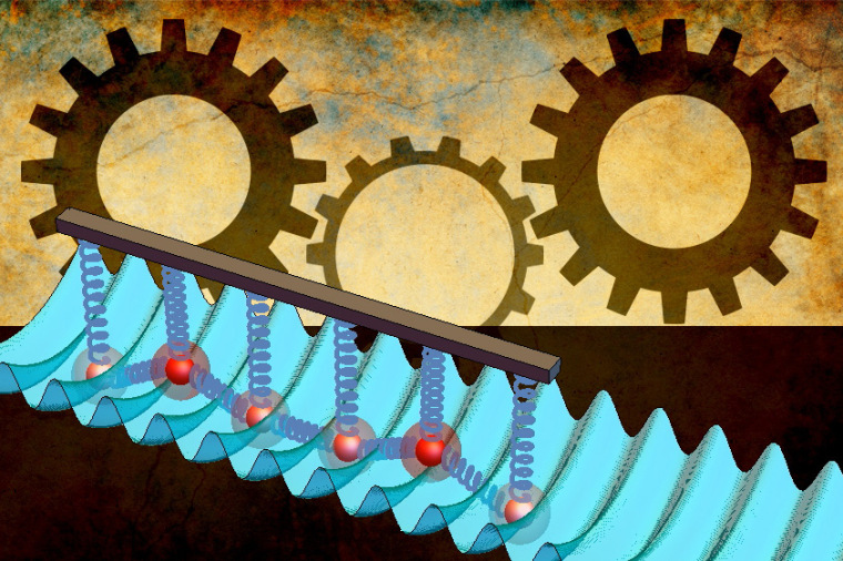 Virtually Frictionless Surface Could Smooth Trail to Nanotech