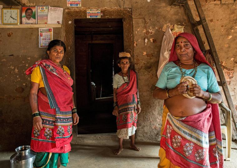 Image: Water Wives Of Maharashtra