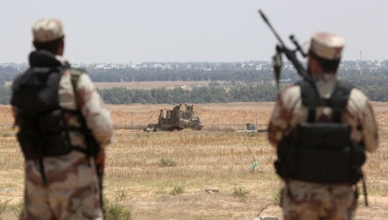 Image: PALESTINIAN-ISRAEL-GAZA-CONFLICT