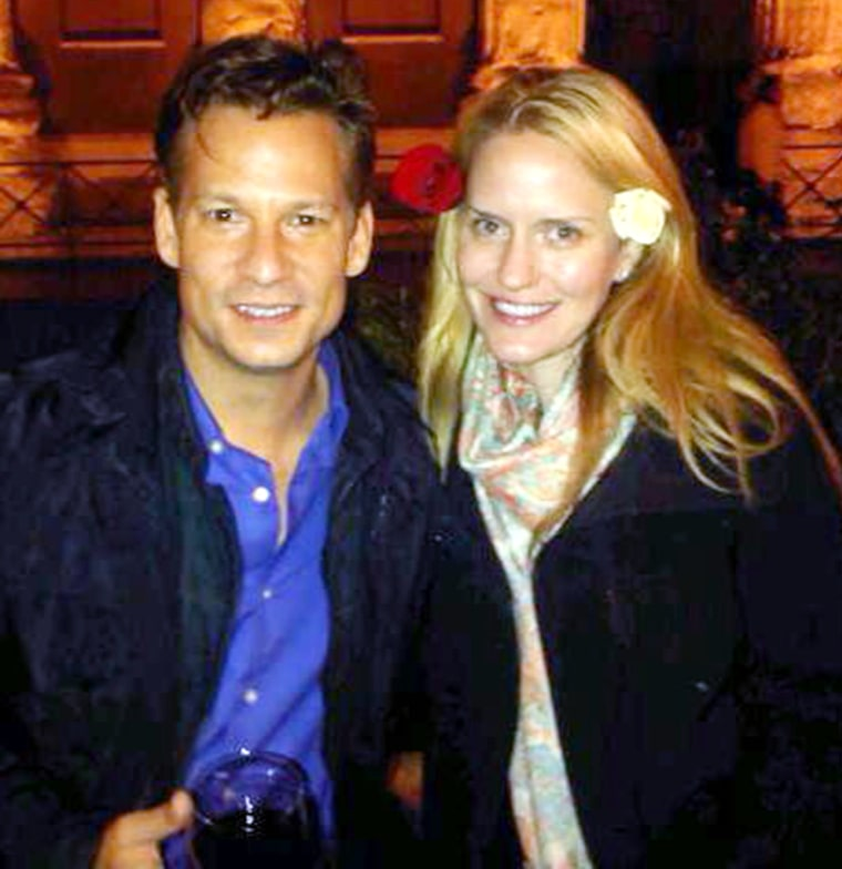 """Richard Engel Marries """"Lontime Love"""" Mary Forrest, NBC Correspondent Expecting First Child"""