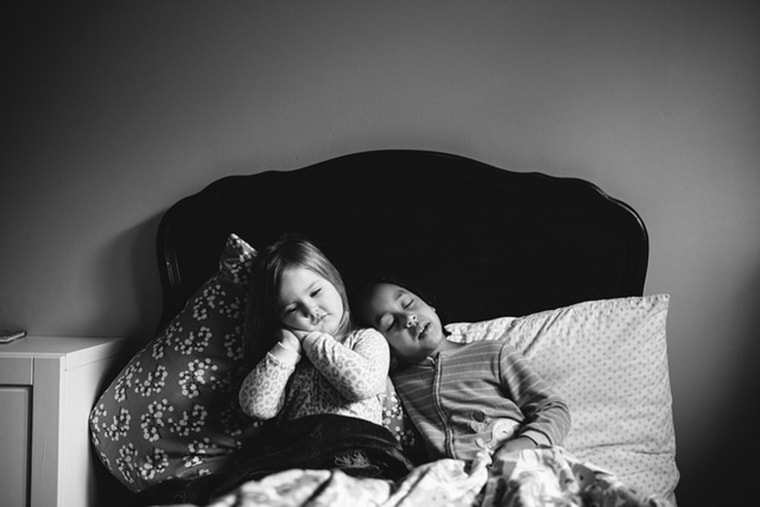 Mom's Striking Photos of Daughters Make Powerful Statement