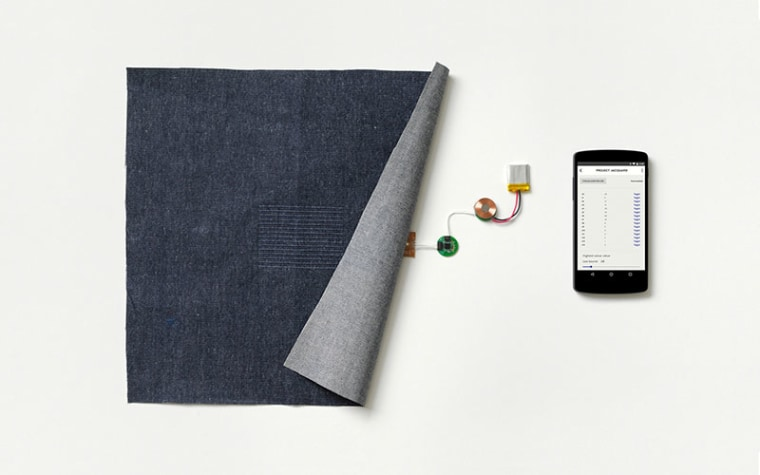 d3d11cc43f0 'Smart jeans' and beyond: Google and Levi's pioneer new frontier of  wearable tech