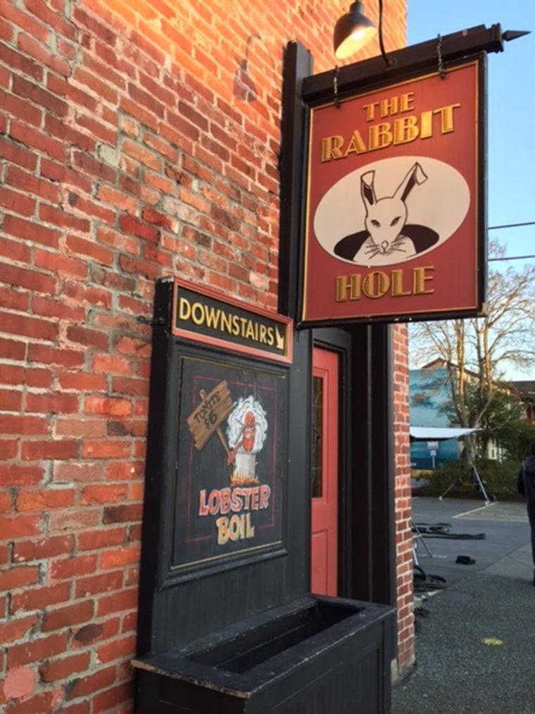 """Once Upon a Time"" fans visit Storybrooke"