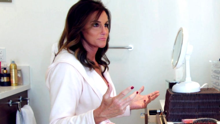 Caitlyn Jenner appears in E! documentary