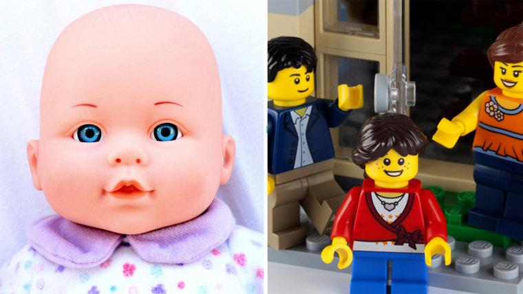 Baby Doll, Legos