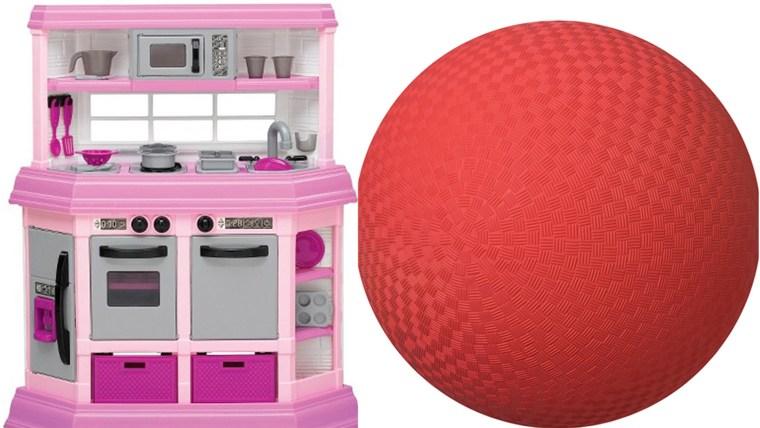Play Kitchen, Ball