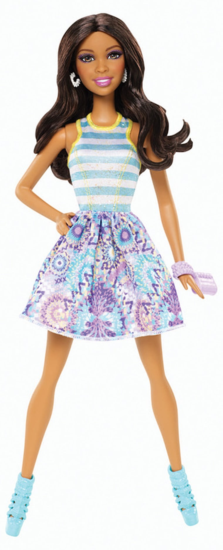 Barbie will be able to wear flats for the first time in 56 years