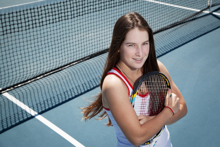 Patti Cohn was being recruited by college coaches when she decided to quit playing tennis.