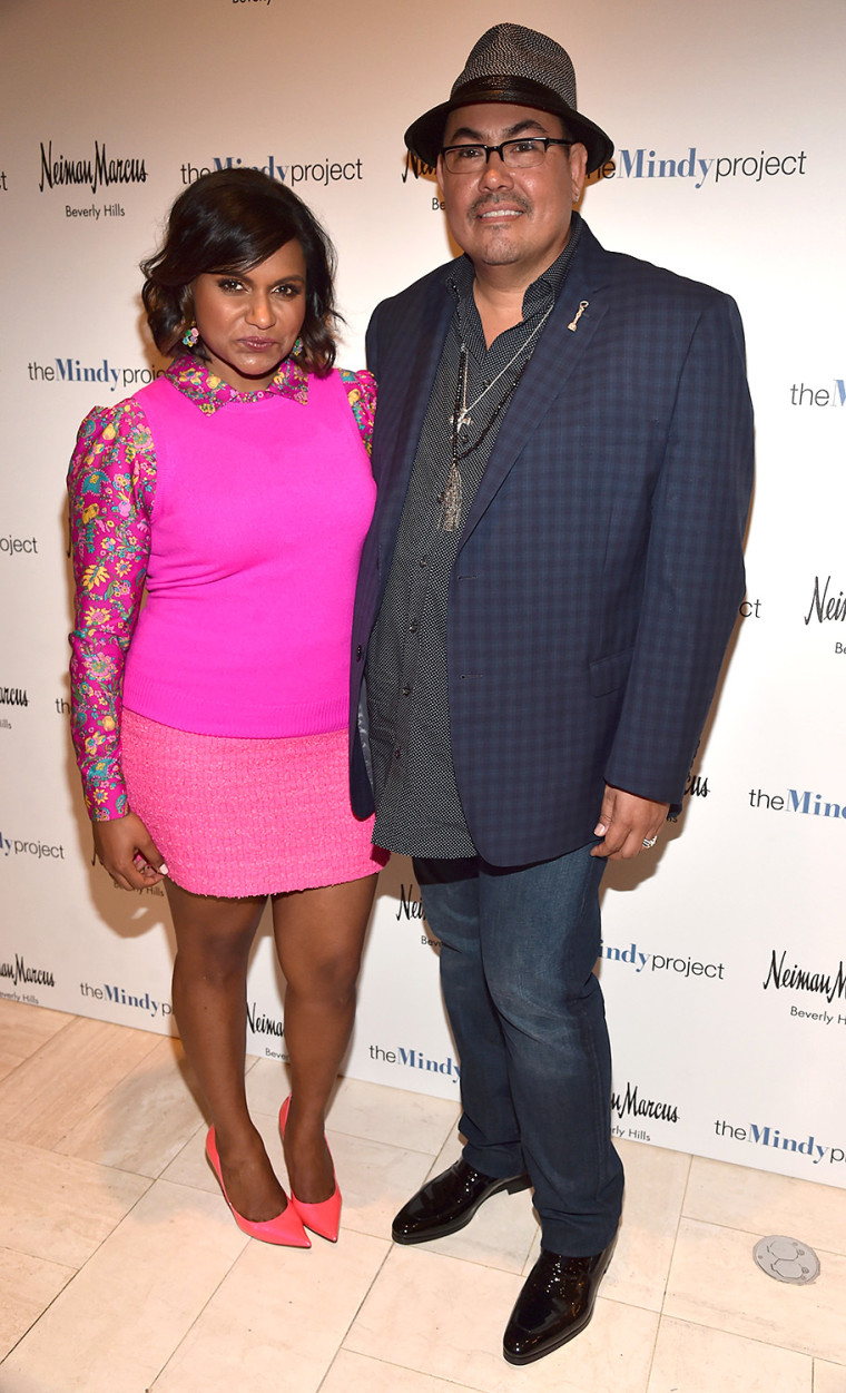 """""""The Mindy Project"""" Costume Design Event For Members Of The Academy Of Television, Arts & Sciences"""