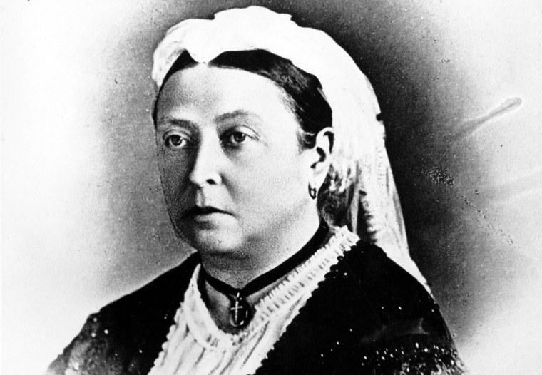 Image:  Queen Victoria in 1879